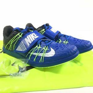 00df8dfcd6cd Nike Shoes - Nike Zoom TJ Triple Jump Elite Track Spikes SZ 10